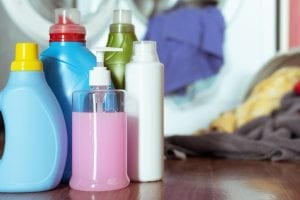 Tackle Tough Stains With These DIY Laundry Products