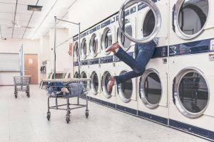 laundromat trip
