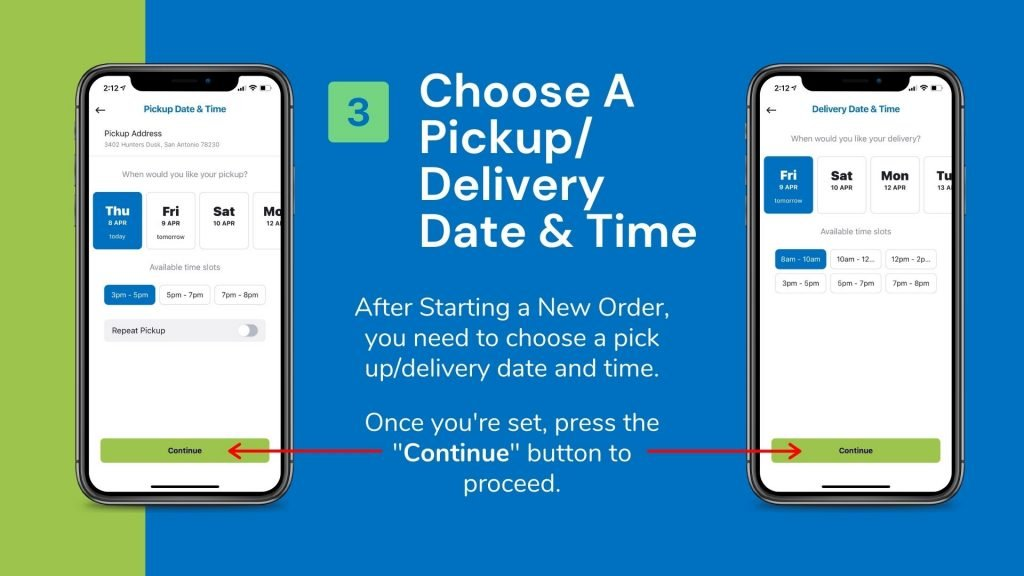 How To Place An Order In Fresh App 2