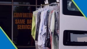 How Does Laundry Delivery Service and Drop Offs Work